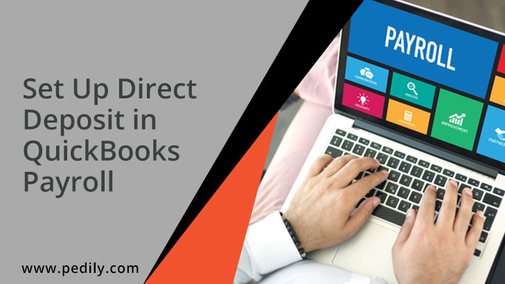 Set Up Direct Deposit in QuickBooks Payroll