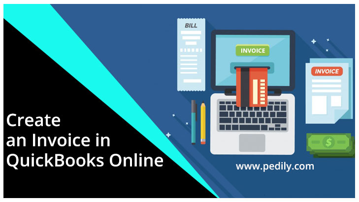 Create an Invoice in QuickBooks Online