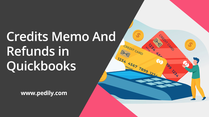 Credits Memo And Refunds in Quickbooks