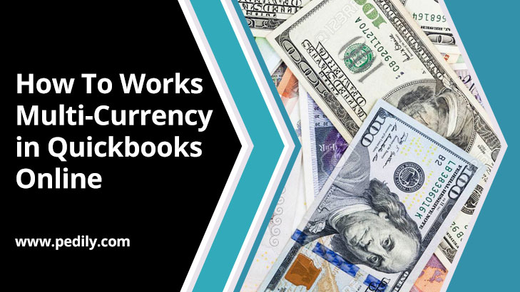 How To Works Multi-Currency in Quickbooks Online