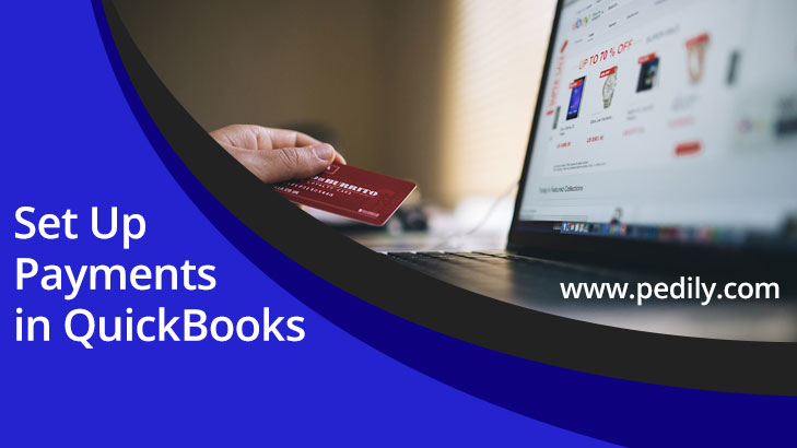 Set Up Payments in QuickBooks