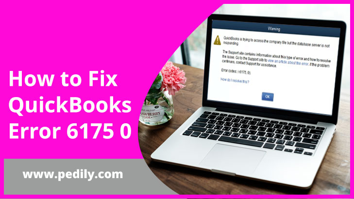 How to Fix QuickBooks Error 6175 0