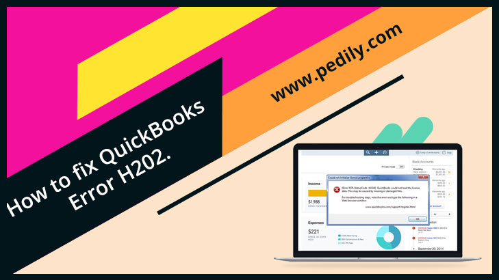 How to fix QuickBooks Error H202.