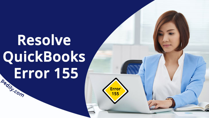 Resolve QuickBooks Error 155